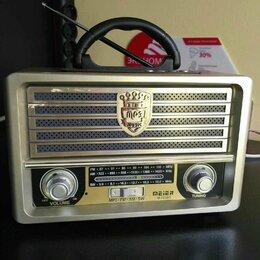 Радиоприемники - Радиоприемник Meier M-113BT (Bluetooth\USB\ MP3\micro SD , 0