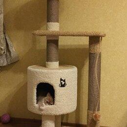 Лежаки, домики, спальные места - Домик для кошки кисмит д-2, 0