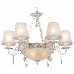 Настенно-потолочные светильники - Подвесная люстра Citilux Бельведер CL424161, 0