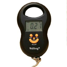 Безмены - Электронный безмен весы WH-A03 до 50кг, 0