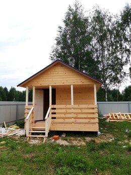 Готовые строения -  Строительство дачных домов бани, 0