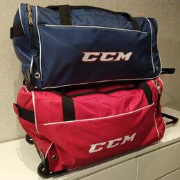 Аксессуары - Баул Хоккейный спортивная сумка на колесах. Доставка, 0