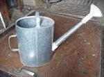 Прочий инвентарь и инструменты - 10 литровая оцинкованная лейка, 0