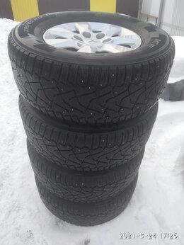 Шины, диски и комплектующие - Колёса в сборе R17 зима, 0