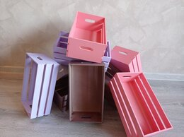 Корзины, коробки и контейнеры - Ящик декоративный, 0