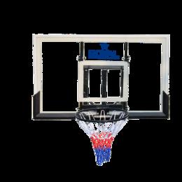 """Стойки и кольца - Баскетбольный щит Royal Fitness 54"""", акрил , арт. S030, 0"""