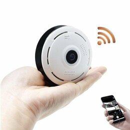 Видеокамеры - Панорамная Wifi IP видео камера Рыбий глаз, 0