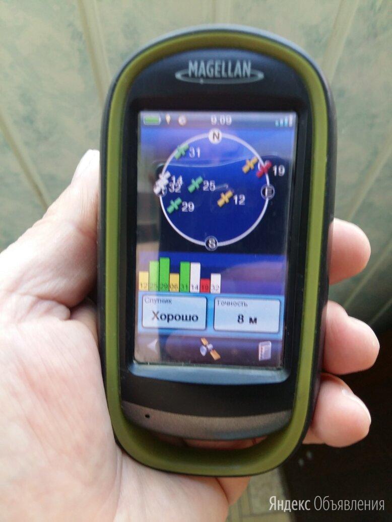 Туристический навигатор Magellan eXplorist 610 по цене 23000₽ - GPS-навигаторы, фото 0
