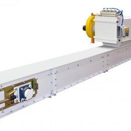 Производственно-техническое оборудование - Конвейер скребковый кст-200, кст-320, кст-400, кст-500, кст-600, кст-800, кст-90, 0