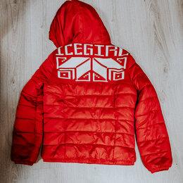 Куртки - Куртка зимняя с капюшоном , 0