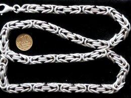 Цепи - Серебряная цепь Кардинал/Византия.Вес 200…, 0