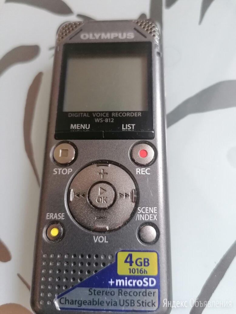 диктофон Olympus WS-812 по цене 2000₽ - Диктофоны, фото 0