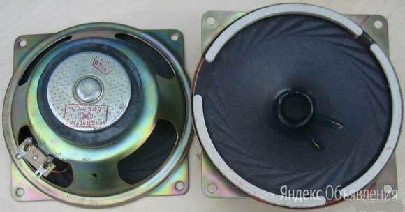 Динамик 6гдш-5-4 по цене 250₽ - Акустические системы, фото 0