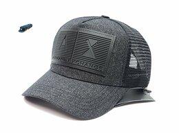 Головные уборы - Бейсболка кепка Emporio Armani  AX (серый) сетка , 0