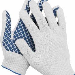 Средства индивидуальной защиты - Перчатки трикотажные х/б обливная ладонь, 0