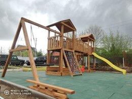 Садовые дорожки и покрытия - Детская площадка в частном доме под ключ…, 0