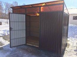 Готовые строения - Хоз.блоки в Тюмени / Летние Душ и Туалет /…, 0
