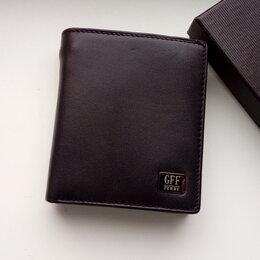 Кошельки - Мужской кожаный бумажник Gianfranco Ferre, 0