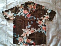 Рубашки - Гавайская рубашка, Томми Багама, шëлк, L-XL, 0