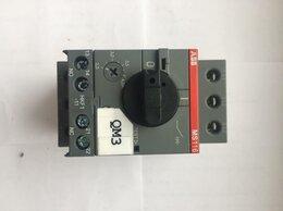 Электрические щиты и комплектующие - Выключатель ABB MS116 - 2.5 - 4.0, 0