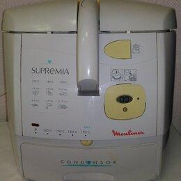 Фритюрницы - Фритюрница Moulinex SUPREMIA Condensor Tiner AS7-56, 0