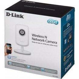 Видеокамеры - Сетевая IP-камера D-Link DCS-930L (802.11b/g/n), 0
