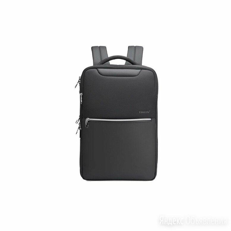 Бизнес рюкзак TGN Tigernu T-B3983 Black по цене 2290₽ - Рюкзаки, фото 0