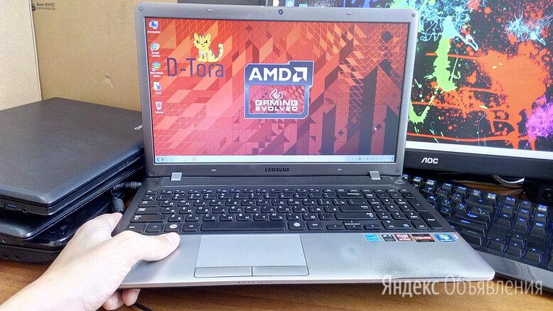Ноутбук AMD A10, Видеокарта 2Gb по цене 12990₽ - Ноутбуки, фото 0