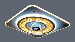 Люстры и потолочные светильники - Светильник LED потолочный НJT10020/500 166 W с ПДУ, 0