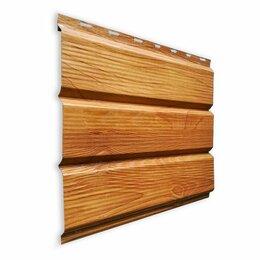 Фасадные панели - Сайдинг металлический Евробрус 0,358 х 6 м…, 0