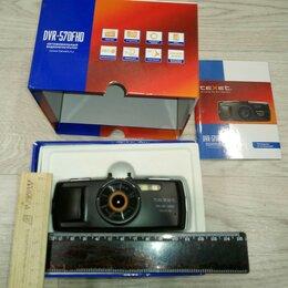Видеокамеры - Видеорегистратор автомобильный Texet-570 FHD, 0