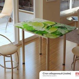 Дизайн, изготовление и реставрация товаров - Стол обеденный с принтом, 0