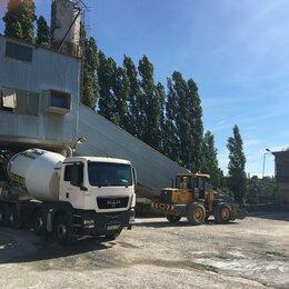 Строительные смеси и сыпучие материалы - фундамент, бетон с доставкой, 0