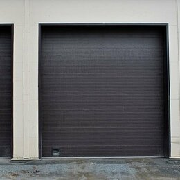 Заборы, ворота и элементы - Секционные ворота 3х2,5м, 0