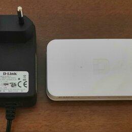 Проводные роутеры и коммутаторы - Коммутатор D-Link DES-1005A, 0
