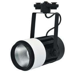 Настенно-потолочные светильники - Светильник светодиодный трековый FAZZA B030 30W, 0