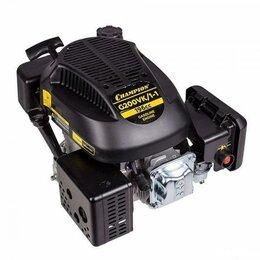 Двигатели - Двигатель бензиновый Champion G200VK/1-1 (6 л.с.), 0