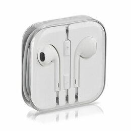 Наушники и Bluetooth-гарнитуры - Качественные проводные наушники AirPods Apple, 0