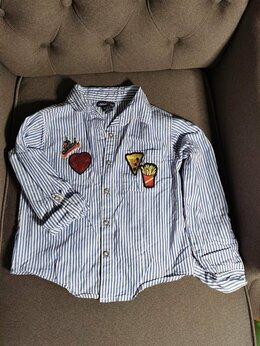 Рубашки и блузы - Рубашка стильная для девочки 5-8 лет., 0