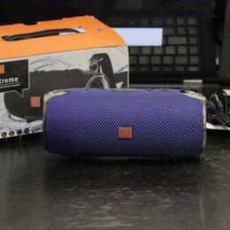 Портативная акустика - Портативная Bluetooth колонка Xtreme Mini синяя, 0