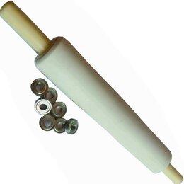Скалки - Скалка для теста профессиональная 55-7,5см с…, 0