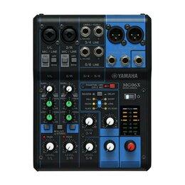Клавишные инструменты - Yamaha MG06X, 0