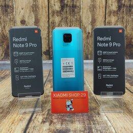 Мобильные телефоны - Новый Xiaomi Redmi Note 9 Pro 6Gb/64Gb Green, 0