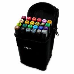 Подарочные наборы - Маркеры для скетчинга Touch Raven 24 шт, 0