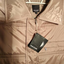 Куртки - Новый мужской классический пуховик  Finn-Flare  XL(52)-3XL(56), 0
