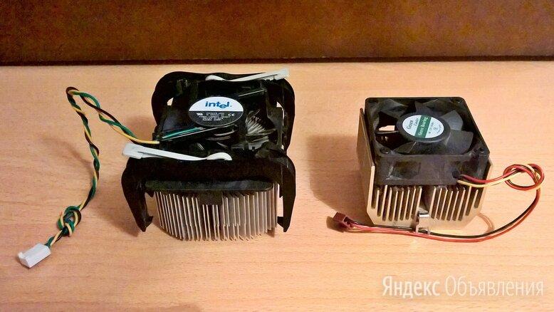 Вентиляторы для системного блока компьютера. по цене 500₽ - Кулеры и системы охлаждения, фото 0