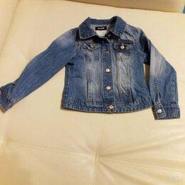 Куртки и пуховики - Джинсовка куртка р. 6 KIABI, 0