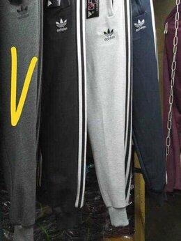 Брюки - Штаны Adidas 48 размер серые новые, 0