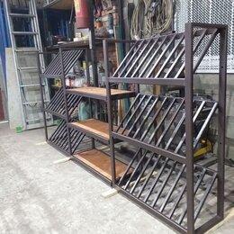 Мебель для учреждений - Металлическая мебель лофт, 0