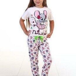 Домашняя одежда - Пижама для девочки рост 98, 0